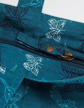 Prince's Trust Butterfly Shopper Bag