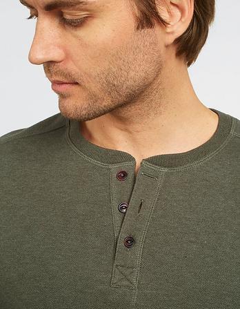 Pique Henley T-Shirt