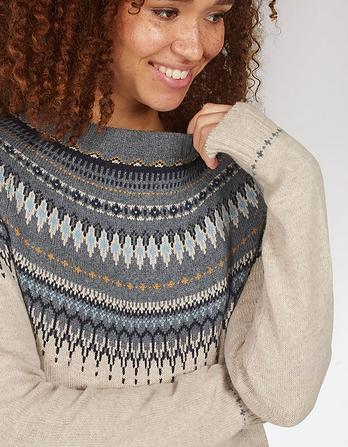 Madison Fairisle Dress