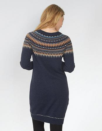 Madison Fairisle Dress