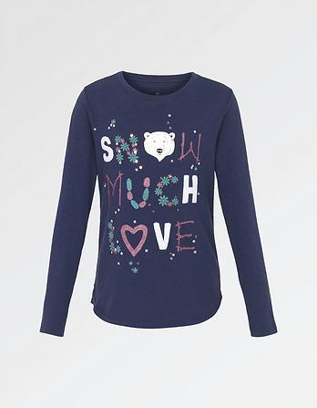 Snow Much Love T-Shirt