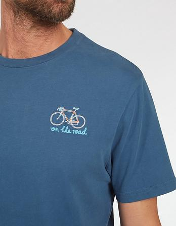 On The Road Graphic T-Shirt