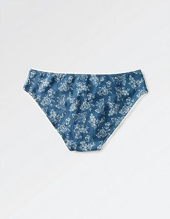 Isla Floral Mini Briefs