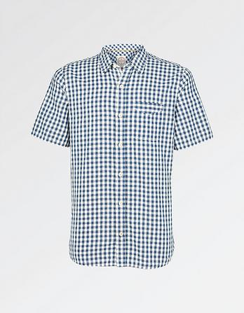 Kirkstead Gingham Shirt