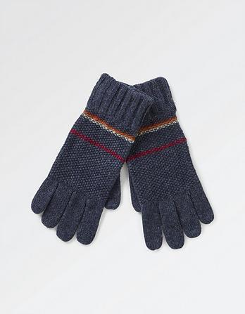 Waffle Full Finger Gloves