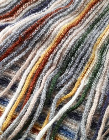Montana Stripe Scarf
