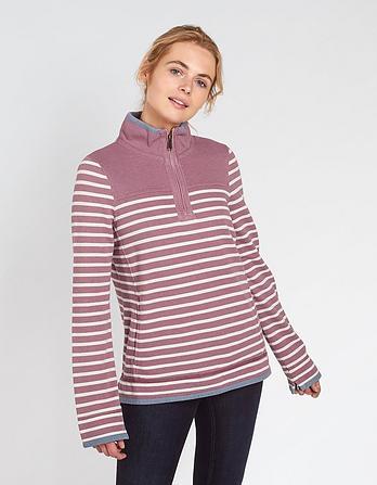 Airlie Stripe Sweatshirt
