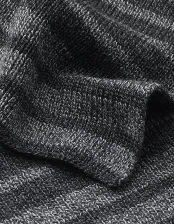 Merino Stripe Scarf