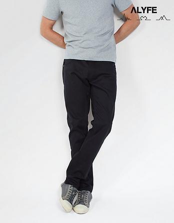 ALYFE Slim Tapered Jeans