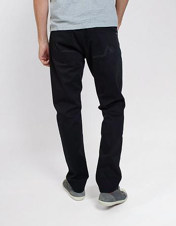 Alyfe Slim Tapered Jeans