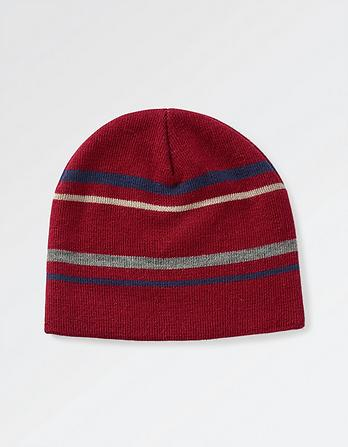 Spaced Stripe Beanie