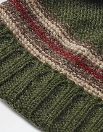 Hand Knit Beanie