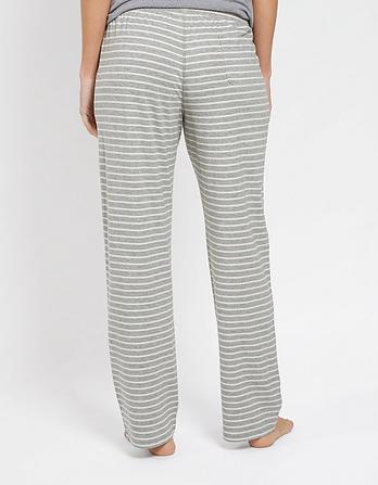 Jersey Stripe Classic Lounge Pants