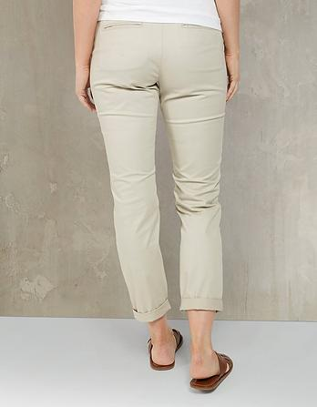 Organic Cotton St Ives Chinos