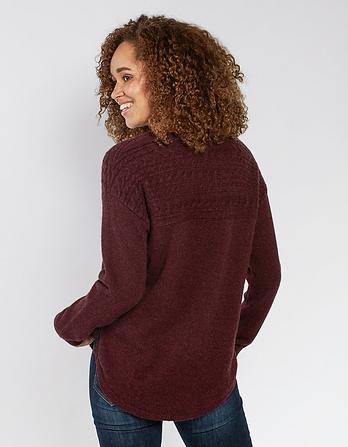 Claire Cable Jumper