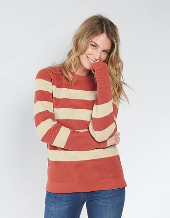 Organic Cotton Cally Jumper