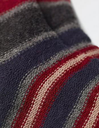 Stripe Bed Socks