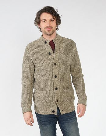 Henshaw Funnel Neck Cardigan