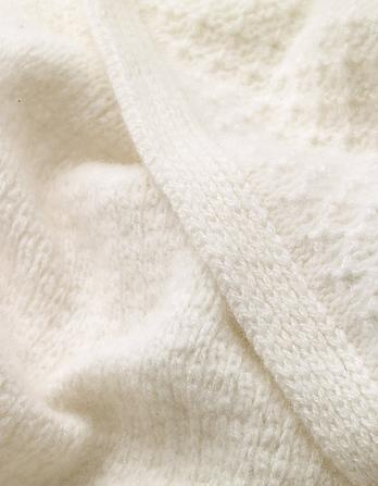 Cashmere Tuck Stitch Snood