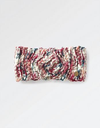 Multi Chunky Knit Headband