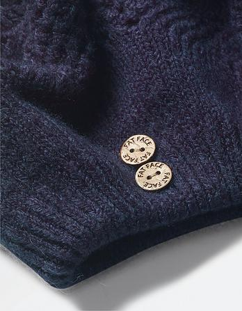 Mollie Crochet Beret