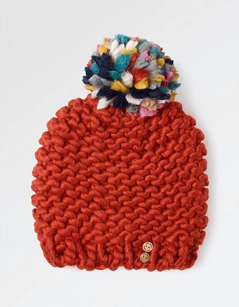 Hand Knit Chunky Beanie