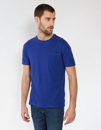 Lowick Hemp Cotton Pocket T Shirt