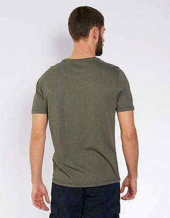 Lowick Hemp Cotton Pocket T-Shirt