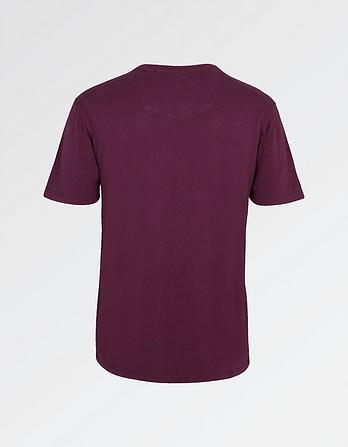 Lowick Hemp Cotton Pocket T-Shirt