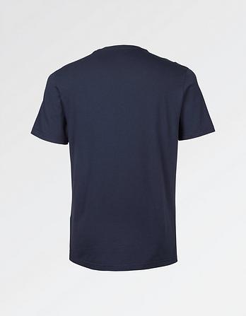 Cold Surf Organic Cotton Graphic T-Shirt