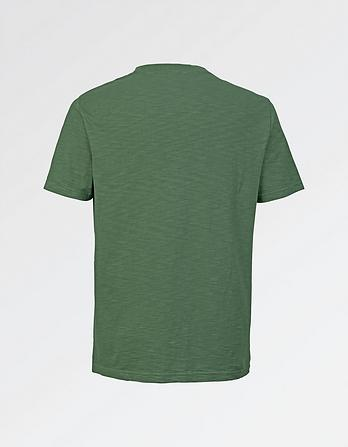 High Flyer Organic Cotton Graphic T-Shirt