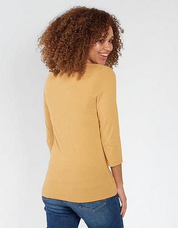 Natasha 3/4 Sleeve T-Shirt