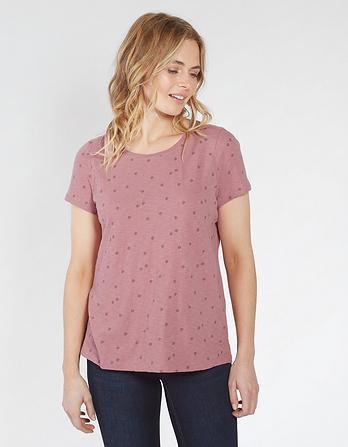 Sweet Pea Ditsy T-Shirt