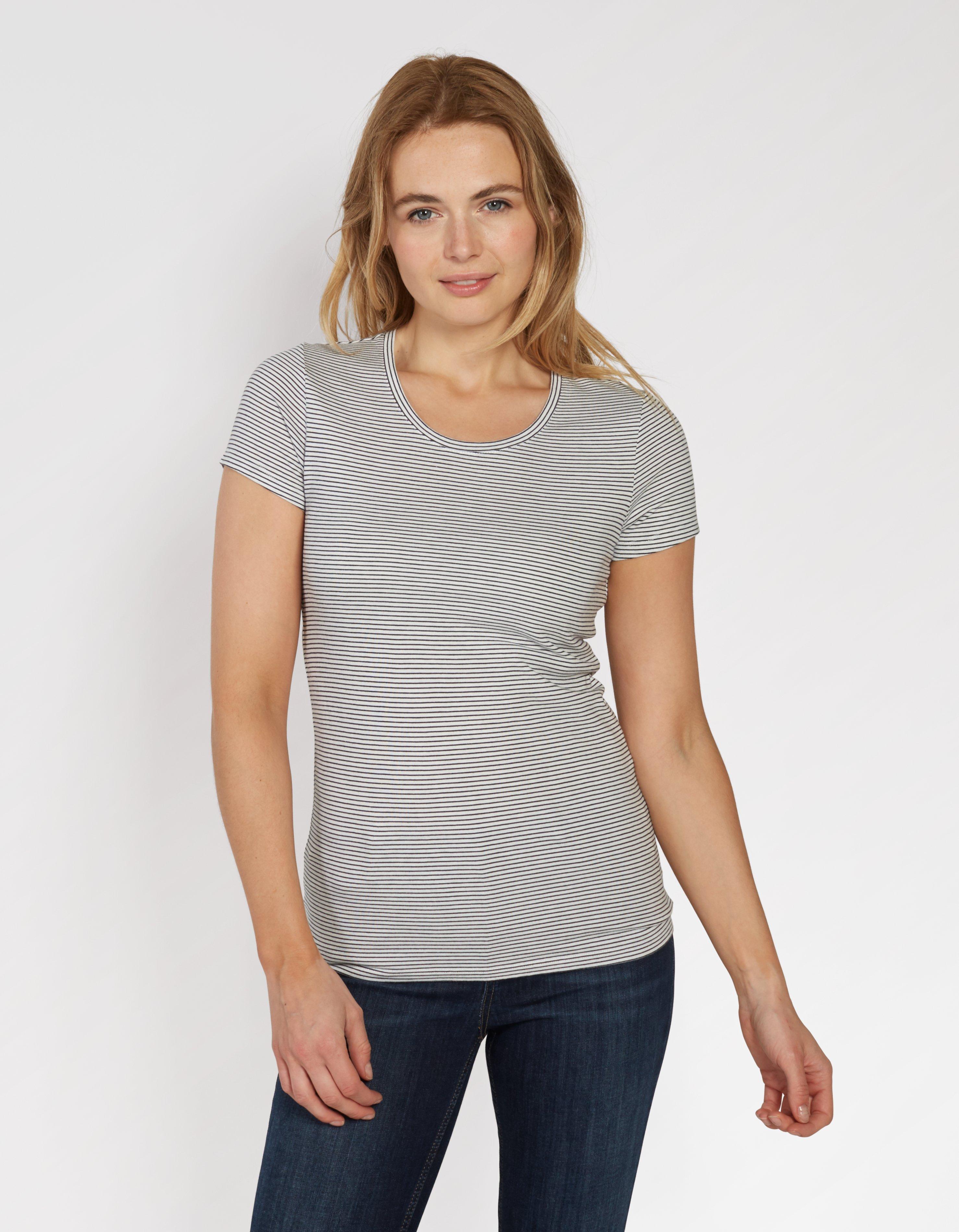 Sarah Stripe T Shirt