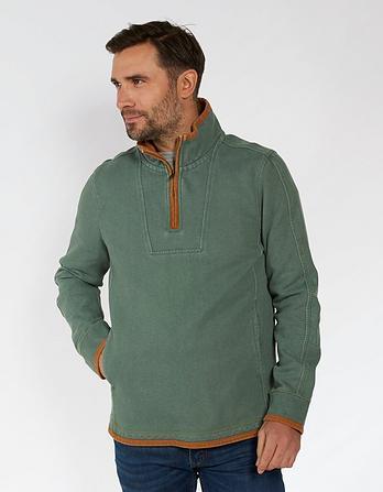 Airlie Pocket Sweatshirt