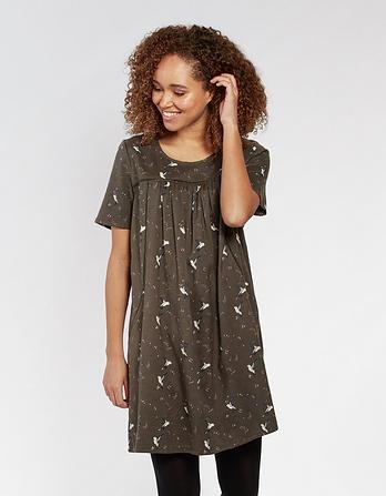 Mia Hummingbirds Dress