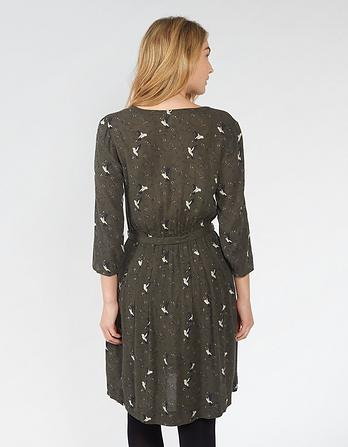 Maddison Hummingbirds Dress