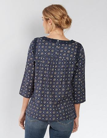 Mary Star Tile Blouse