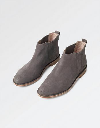 Newbury Suede Chelsea Boots
