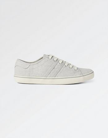 Easton Lace Up Trainers