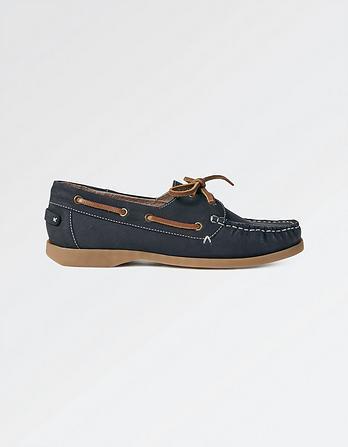Womens Demi Boat Shoes Fat Face ZZhd50tGmn