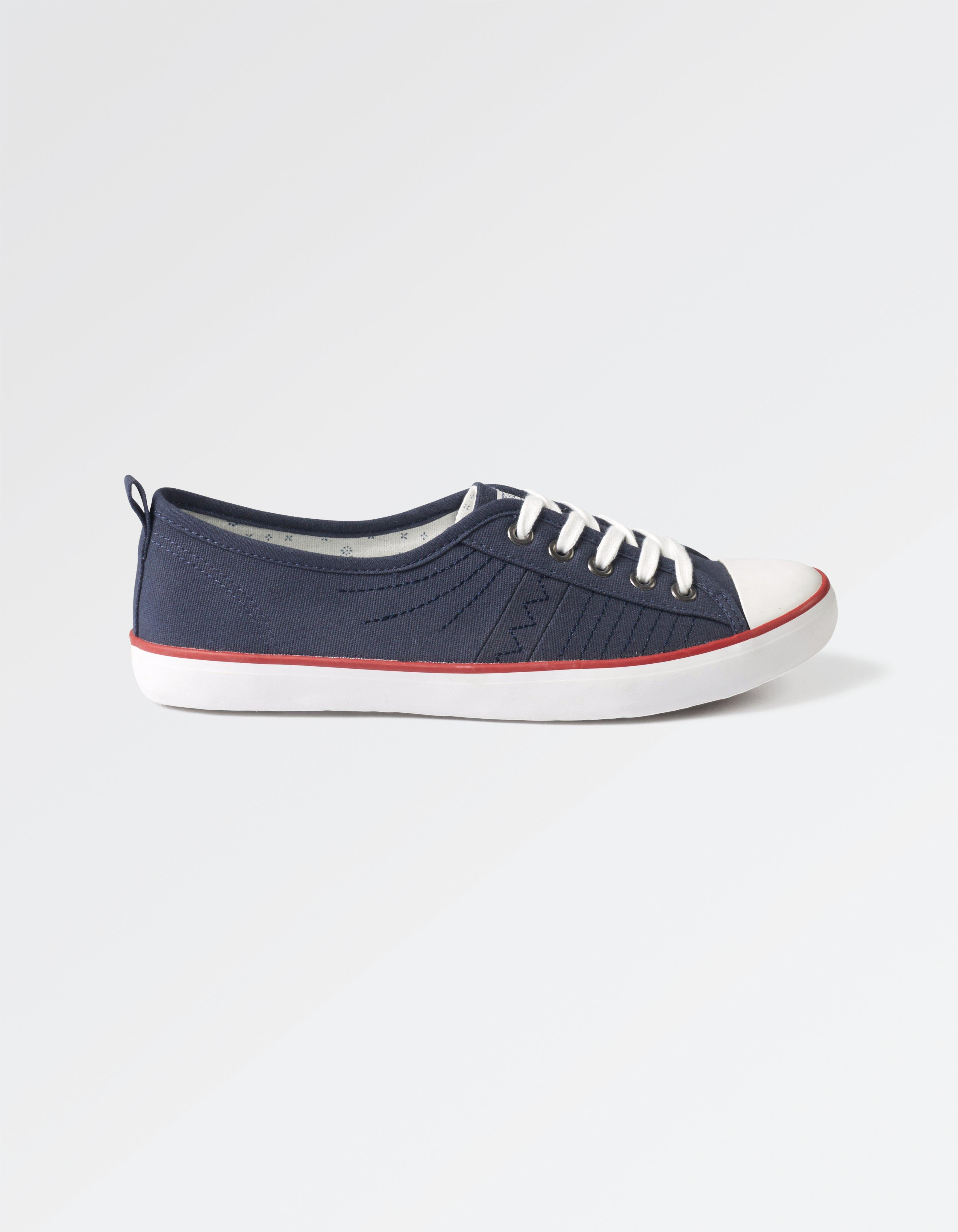Lacie Low Cut Lace Up Trainers
