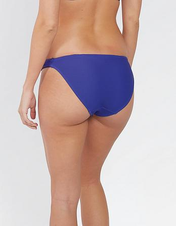 Textured Loop Bikini Bottoms