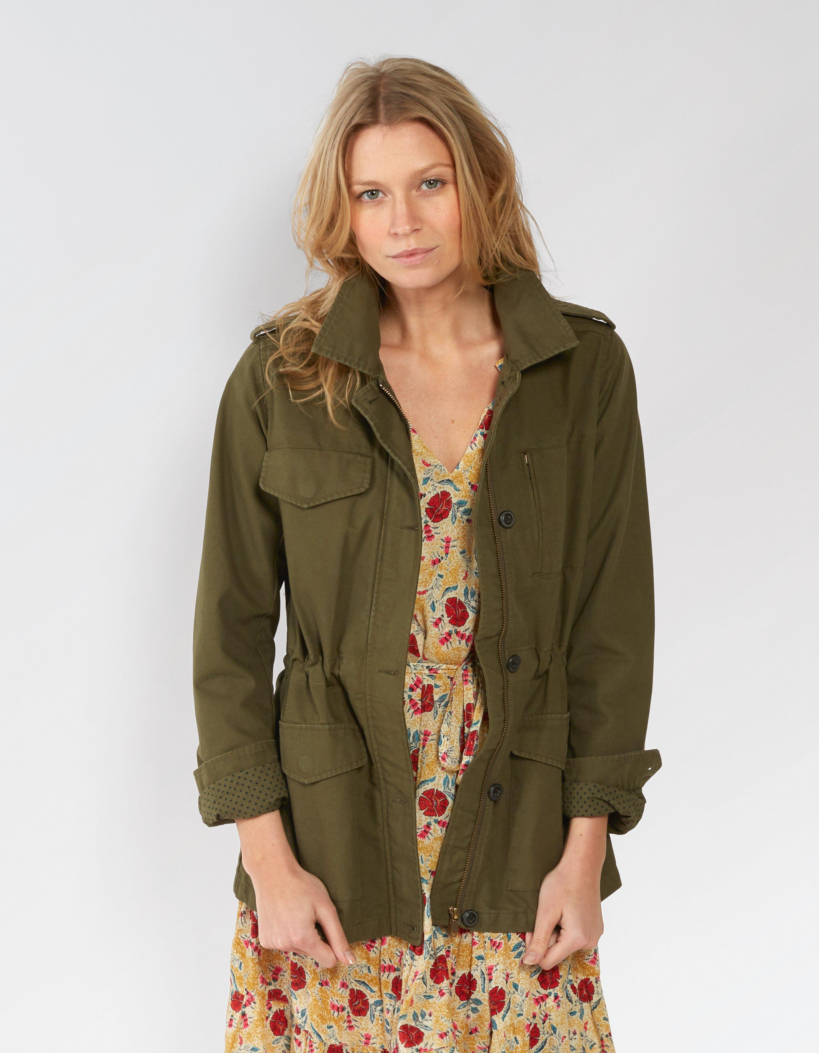 Suffolk Cotton Jacket