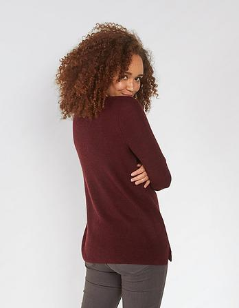Camilla V-Neck Sweater