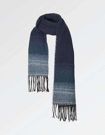Mens Ombre Scarf