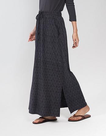 Jessica Geo Wave Maxi Skirt