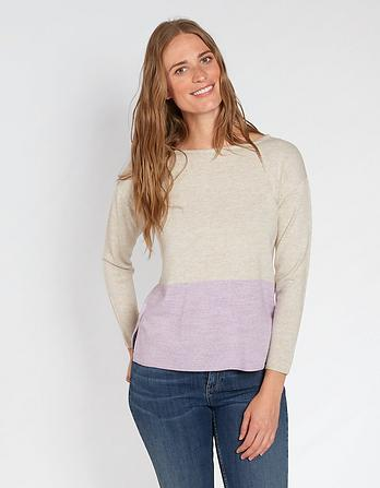 Isabel Colour Block Sweater