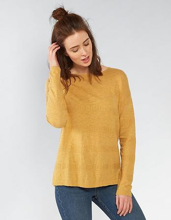 Nicola Organic Cotton Jumper