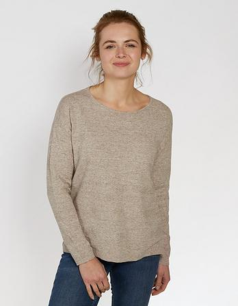 Organic Cotton Nicola Jumper